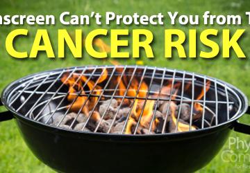 자외선 차단제만으로는 피부암을 막을 수 없다