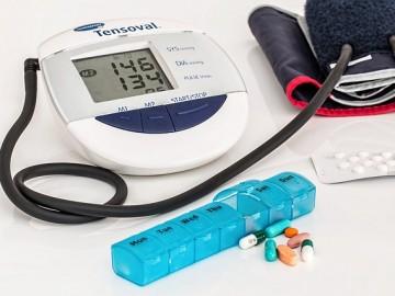 고혈압 · 당뇨, 약으로 수치가 내려가는 것이 부작용이다