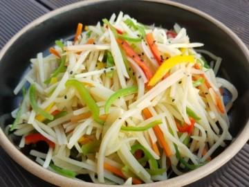[출처 황성수 힐링스쿨] 감자채 볶음