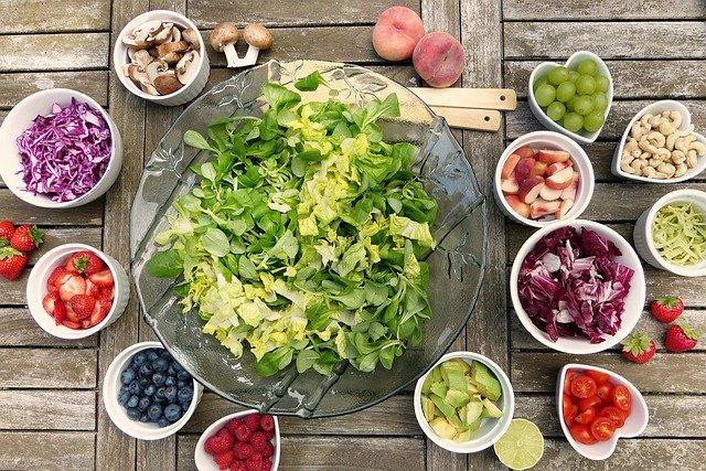 ▲ 기후 위기와 채식은 뗄 수 없는 관계가 되었다. ⓒ pixabay